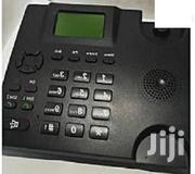 HOT Fixed Wireless Twin Sim GSM Desk Phone SIM Card Mobile | Home Appliances for sale in Nairobi, Nairobi Central