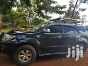 Toyota Fortuner 2008 Black | Cars for sale in Nairobi, Karen