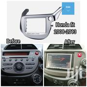 Car Radio Fascia Frame For HONDA Fit Jazz 2008-2013 Dash Facia Panel | Vehicle Parts & Accessories for sale in Nairobi, Nairobi Central