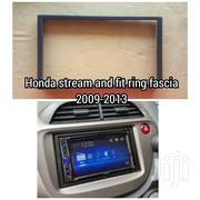 2 Din Car Stereo Radio Fascia Ring For 2009 2010 2012 Honda Stream Fit   Vehicle Parts & Accessories for sale in Nairobi, Nairobi Central