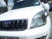 Toyota Land Cruiser Prado 2009 White | Cars for sale in Nairobi, Parklands/Highridge