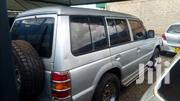 Mitsubishi Pajero 1998 Junior Silver | Cars for sale in Uasin Gishu, Kapsoya