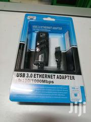 USB 3.0 to Gigabit Ethernet RJ45 LAN Network Adapter | Computer Accessories  for sale in Nairobi, Nairobi Central
