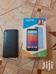 New Tecno F1 8 GB Black | Mobile Phones for sale in Mombasa, Tudor
