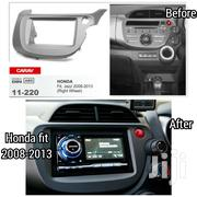 2DIN Car Fascia Radio Panel For Honda Fit 2008-2013 | Vehicle Parts & Accessories for sale in Nairobi, Nairobi Central