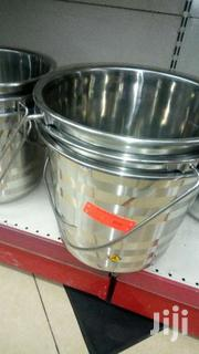 Food Bucket Stainless Steel | Farm Machinery & Equipment for sale in Nairobi, Ngara