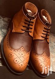 Men's Official/Casual Leather Boots | Shoes for sale in Nairobi, Nairobi Central