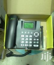 Sq Gsm Fixed Wireless Dual Sim Desktop | Home Appliances for sale in Nairobi, Nairobi Central
