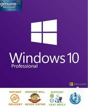 Windows 10 Professional PRO 32|64 Bit Genuine Activation Key Licence | Software for sale in Kiambu, Juja