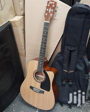 Semi Acoustic Guitar And Bag | Musical Instruments & Gear for sale in Nairobi, Nairobi Central