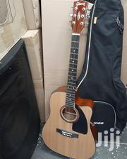 Semi Acoustic Guitar And Guitar Bag | Musical Instruments & Gear for sale in Nairobi, Nairobi Central
