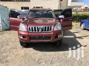 Toyota Land Cruiser Prado 2002 Red | Cars for sale in Nairobi, Nairobi Central
