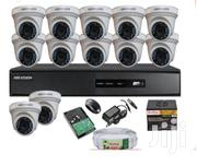 12 Hikvision CCTV Cameras Security Surveillance Complete System Kit | Security & Surveillance for sale in Nairobi, Nairobi Central