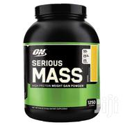 Optimum Nutrition Serious Mass Weight Gainer, -6llb All Flavours | Feeds, Supplements & Seeds for sale in Nairobi, Nairobi Central