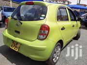 New Nissan March 2012 Green | Cars for sale in Nairobi, Kilimani