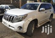 Toyota Land Cruiser Prado 2014 White | Cars for sale in Nairobi, Kilimani