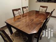 6 Seater Dining Table in a Very Good Condition | Furniture for sale in Nairobi, Parklands/Highridge