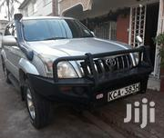 Toyota Land Cruiser Prado 2007 VX Silver | Cars for sale in Nairobi, Nairobi Central