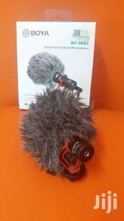 BOYA BY-MM1 Microphone Compact On Camera Mobile Phone | Audio & Music Equipment for sale in Nairobi, Nairobi Central