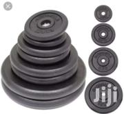 Gym Weights 1 - 25 Kgs | Sports Equipment for sale in Nairobi, Ngara