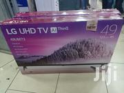 LG Uhd TV 49 4K | TV & DVD Equipment for sale in Nairobi, Nairobi Central