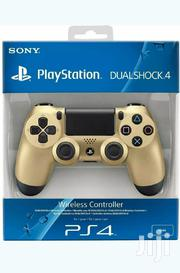 Ps 4 Controllers Gold   Video Game Consoles for sale in Nairobi, Nairobi Central