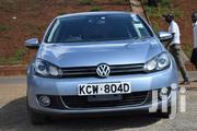 Volkswagen Golf 2012 Blue | Cars for sale in Nairobi, Karura
