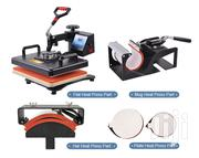 Sublimation Machine 8 In 1 Combo Heat Press Machine | Printing Equipment for sale in Nairobi, Nairobi Central