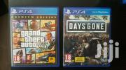 Days Gone - Playstation 4 | Video Game Consoles for sale in Nairobi, Nairobi Central