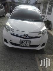 Toyota Ractis 2012 White | Cars for sale in Mombasa, Tudor