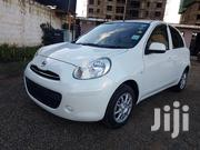 Nissan March 2012 White | Cars for sale in Nairobi, Ngando