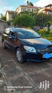 Toyota Fielder 2010 Black | Cars for sale in Kiambu, Githunguri