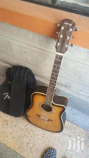 Yamaha Acoustic Guitar | Musical Instruments & Gear for sale in Nairobi, Embakasi