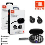 Jbl Free Tws X8 Bluetooth Wireless Earbuds | Headphones for sale in Nairobi, Nairobi Central