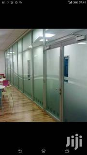 Glass And Aluminium Wall Partitions | Building & Trades Services for sale in Kiambu, Thika