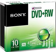 Sony Dvd +Rw(4.7gb ) | CDs & DVDs for sale in Nairobi, Nairobi Central