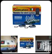 Romatec Car Alarm With Cutoff, Free Installation | Vehicle Parts & Accessories for sale in Nairobi, Nairobi Central
