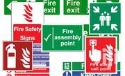 Fire Safety & General Signage Visible Quality Material Deliver Install | Safety Equipment for sale in Nairobi, Nairobi Central