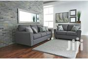 Stylish Flared Arms Modern Quality 5 Seater Sofa | Furniture for sale in Nairobi, Ngara