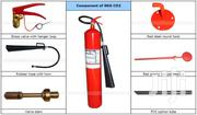 Fire Extinguisher Spares E.G. Horns Seals Safety Pins Delivery Install | Safety Equipment for sale in Nairobi, Nairobi Central