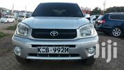 Toyota RAV4 2003 Automatic Silver | Cars for sale in Nairobi, Nairobi Central