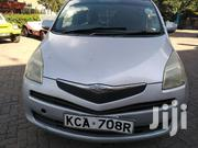 Toyota Ractis 2007 Silver | Cars for sale in Nairobi, Harambee