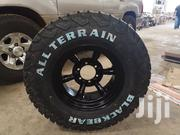 Landcruiser Landrover Defender 80 Series Rims Tyres 4x4 | Vehicle Parts & Accessories for sale in Nairobi, Kasarani