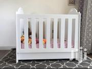 Baby To Toddler Bed With Waterproof Mattress | Children's Furniture for sale in Nairobi, Lavington
