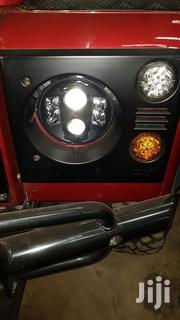 Land Rover 110 Defender Led Headlights Parking | Vehicle Parts & Accessories for sale in Nairobi, Kasarani