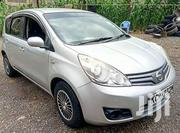 Nissan Note 1.4 2011 Silver | Cars for sale in Nairobi, Westlands