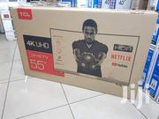 TCL Smart UHD 4K Curved Smart 55 Inch | TV & DVD Equipment for sale in Nairobi, Nairobi Central