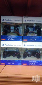 Ps4 Black Controller ( Ps4 Black Pad) | Video Game Consoles for sale in Nairobi, Nairobi Central