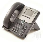 Cisco SPA504G 4 Line IP Phone With 2 Port Switch Poe And LCD Display, | Computer Accessories  for sale in Homa Bay, Mfangano Island