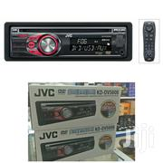 JVC - KD Dv5606 - Multimedia DVD Cd USB Receiver With Front Aux | Vehicle Parts & Accessories for sale in Nairobi, Nairobi Central